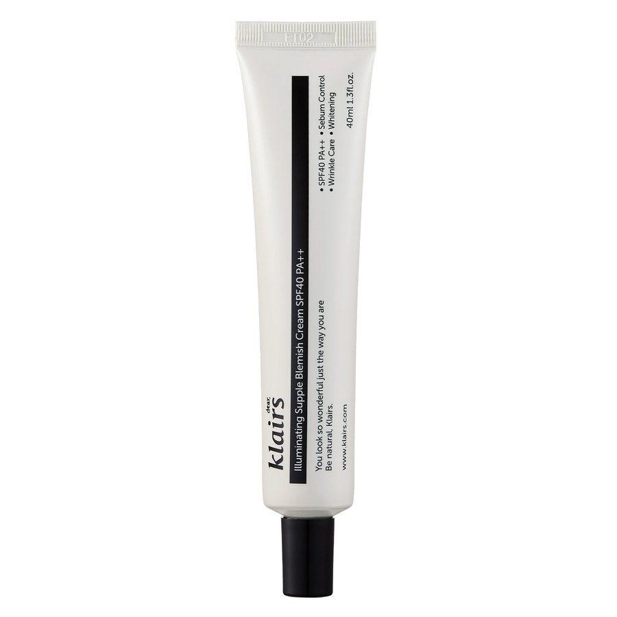 Klairs Illuminating Supple Blemish Cream SPF40 (40 ml)