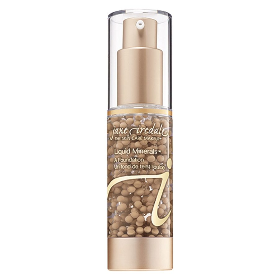 Jane Iredale Liquid Minerals Foundation 30ml, Honey Bronze