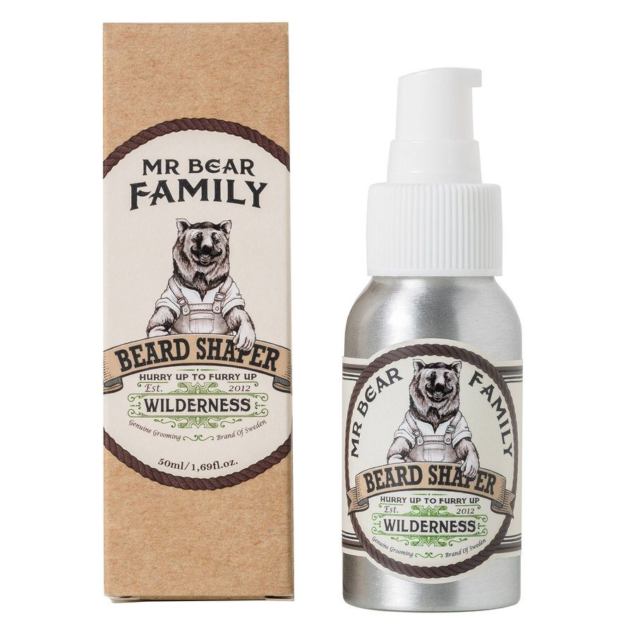 Mr Bear Family Beard Shaper Wilderness 50ml