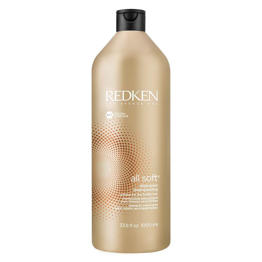 Redken All Soft Szampon (1000 ml)