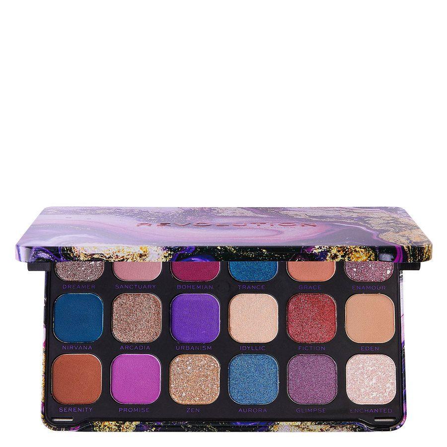 Makeup Revolution Forever Flawless Eutopia Palette (15 g)