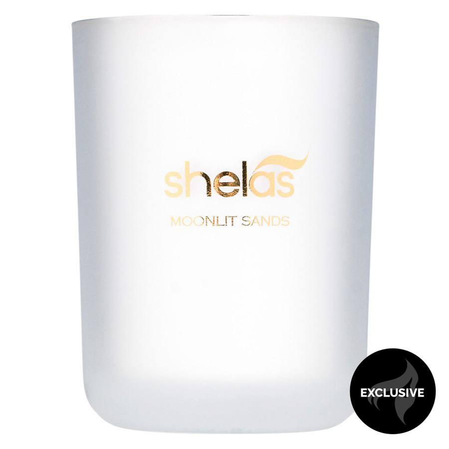 Świeca zapachowa Shelas, Moonlit Sands (250g)