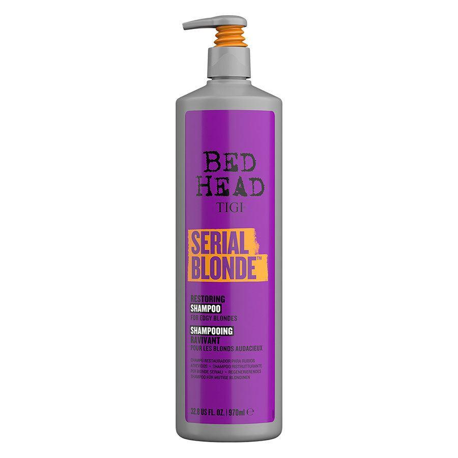 Tigi Bedhead Serial Blonde Shampoo 970 ml