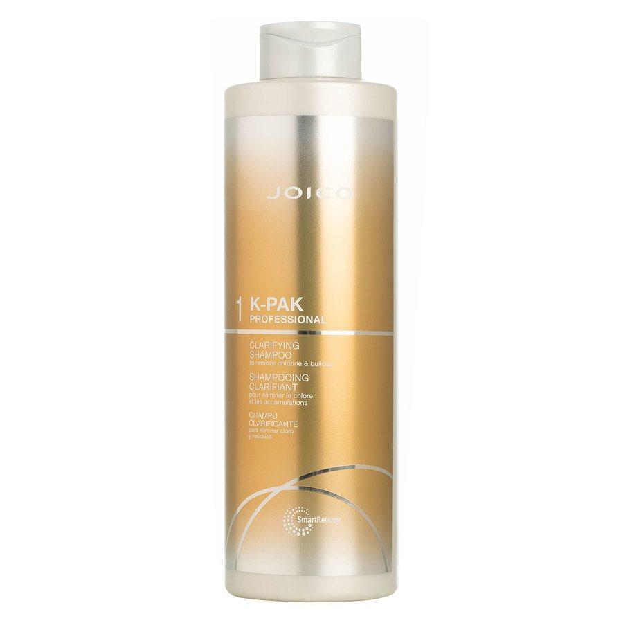 Joico K-Pak Clarifying Shampoo To Remove Chlorine & Buildup 1000ml