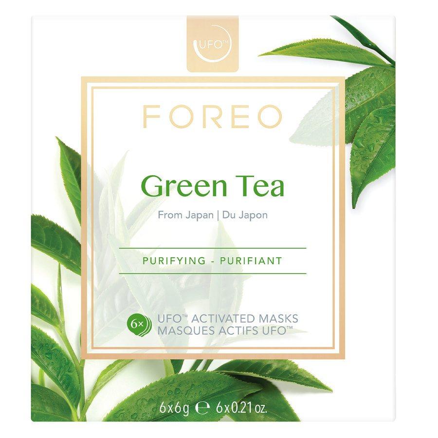 Foreo UFO Mask Green Tea, 6 x 6g