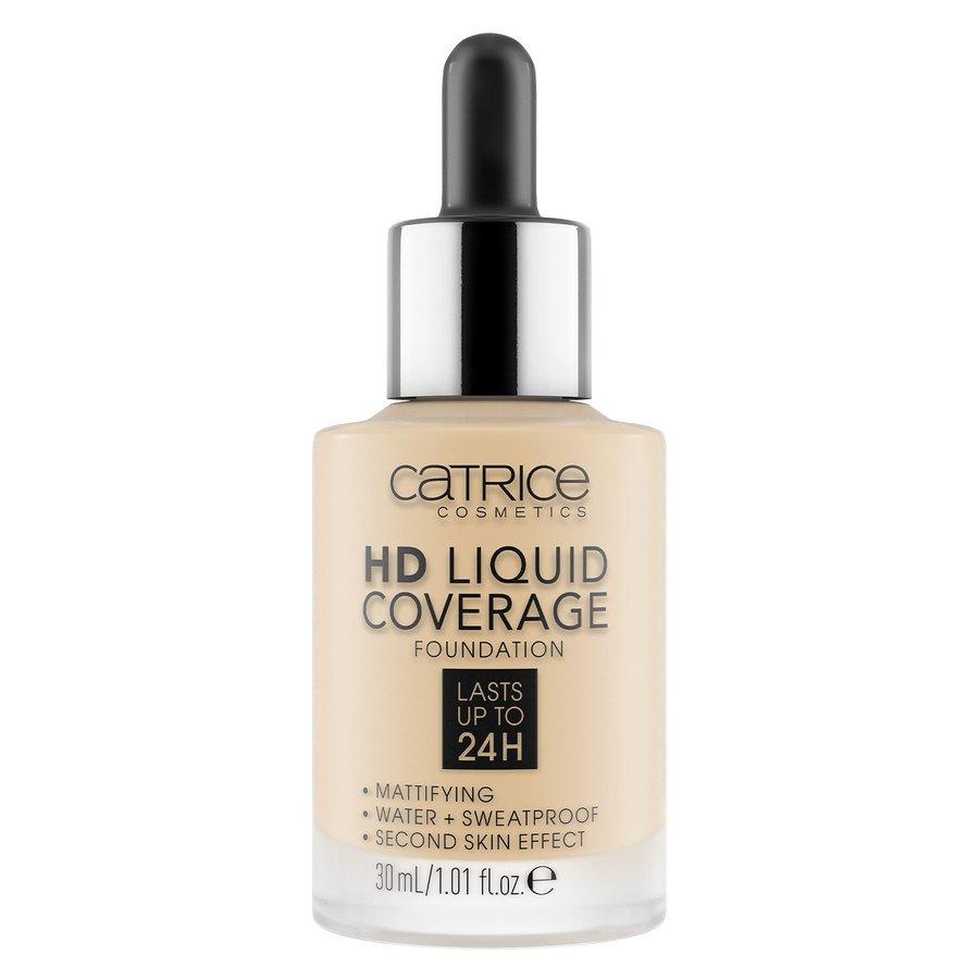Catrice HD Liquid Coverage Foundation 30ml, 005 Ivory Beige