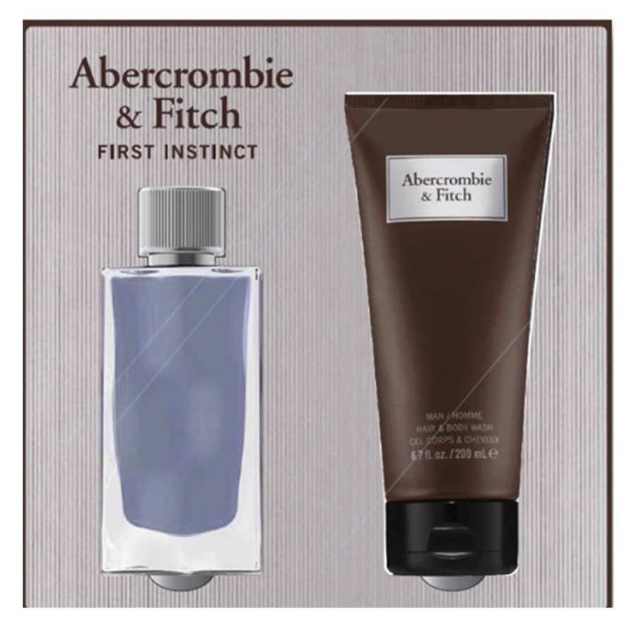 Abercrombie & Fitch First Instinct For Him Xmas Gift Set 2020