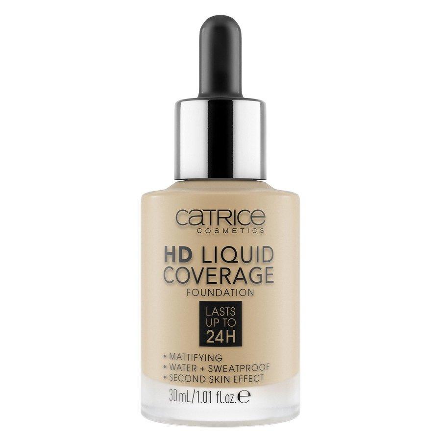 Catrice HD Liquid Coverage Foundation 30ml, 032 Nude Beige