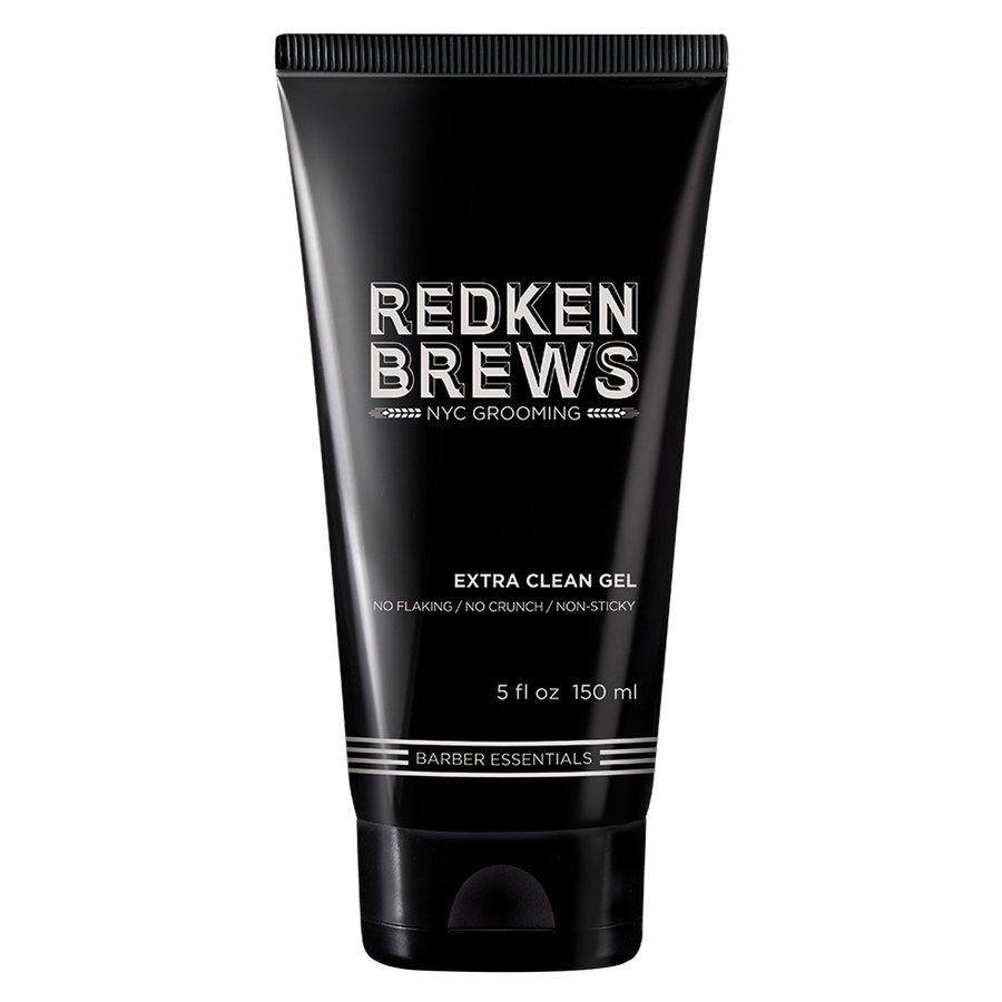 Redken Brews Extra Clean Gel (150ml)