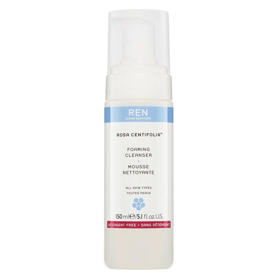 REN Clean Skincare Rosa Centifolia Foaming Cleanser (150 ml)