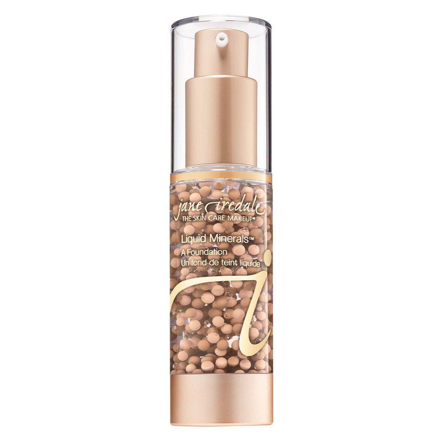 Jane Iredale Liquid Mineral Foundation Suntan (30 ml)