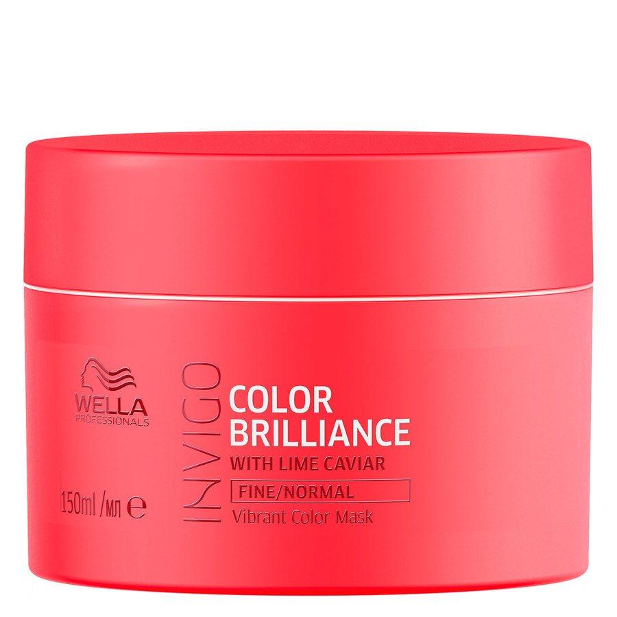 Wella Professionals Invigo Color Brilliance Mask Fine Hair (150 ml)