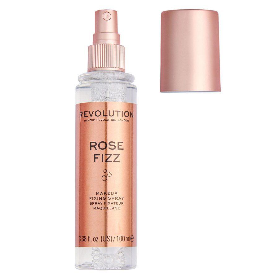 Makeup Revolution Precious Stone Fixing Spray Rose Fizz (100 ml)