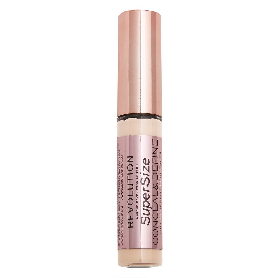 Makeup Revolution Conceal & Define Supersize, C4