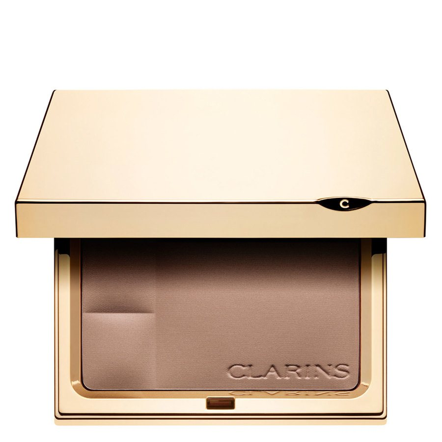 Clarins Ever Matte Mineral Powder Compact 10 g, #02 Transparent Medium