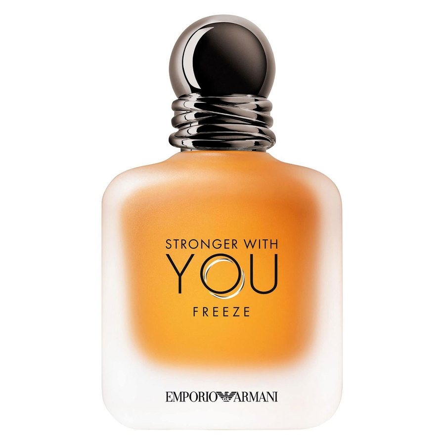 Giorgio Armani Emporio Armani Stronger With You Freeze Woda Toaletowa (50 ml)