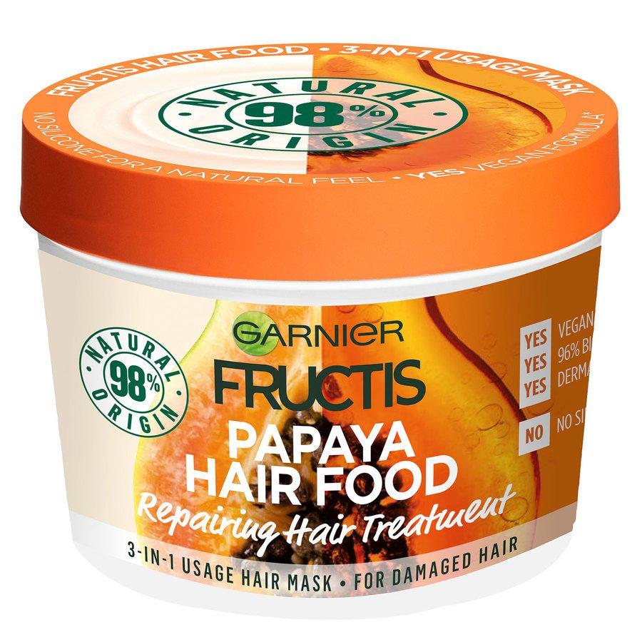 Garnier Fructis Hair Food Mask Papaya (390 ml)
