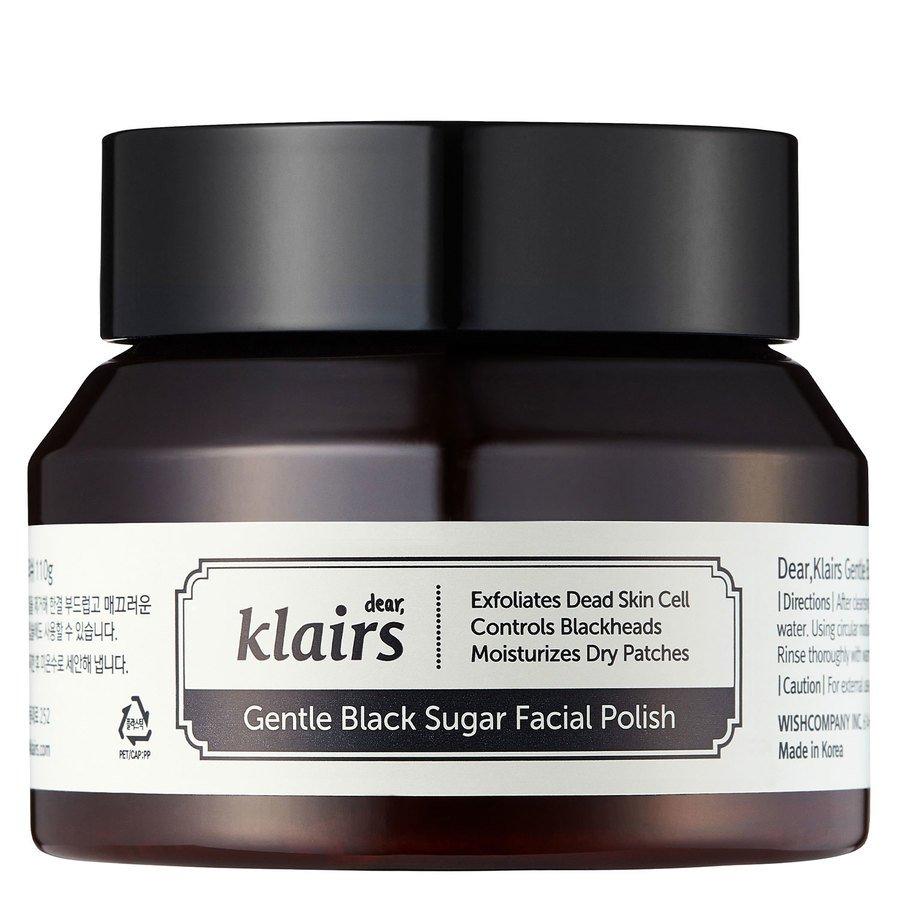 Klairs Gentle Black Sugar Facial Polish (110 g)