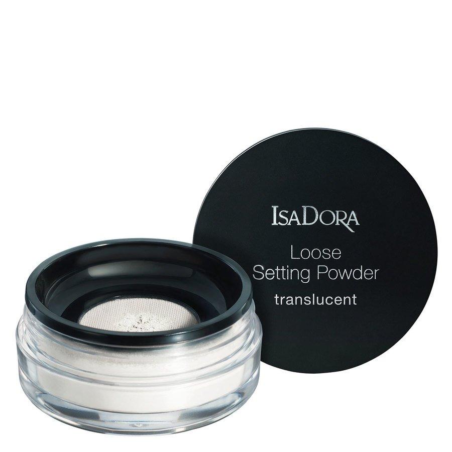 IsaDora Loose Setting Powder (15g), #00 Translucent