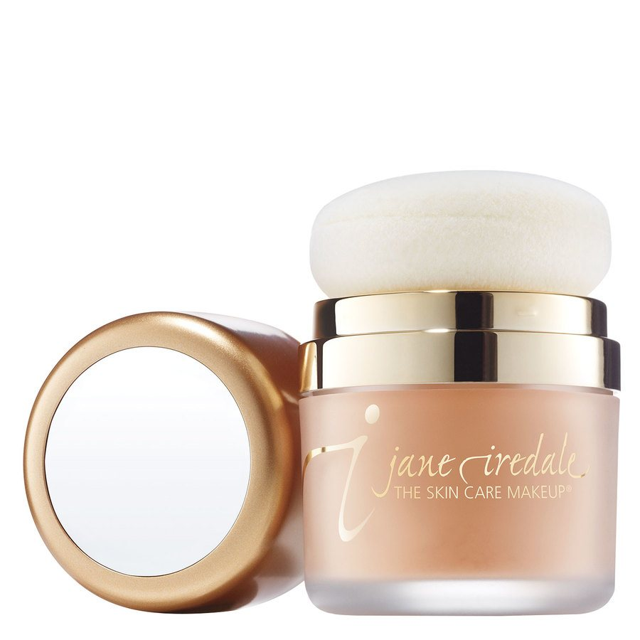 Jane Iredale Powder Me Dry Sunscreen Powder z SPF 30 (17,5 g), Nude