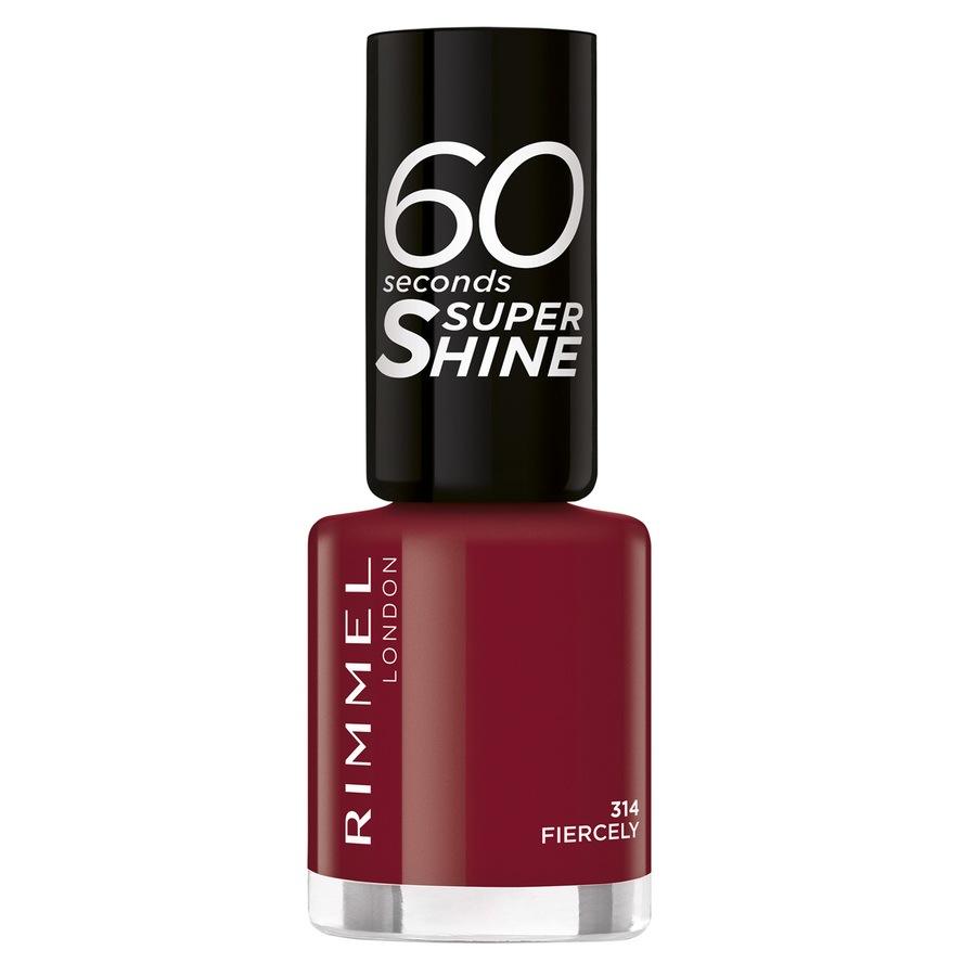 Rimmel London 60 Seconds Super Shine (8ml), 314