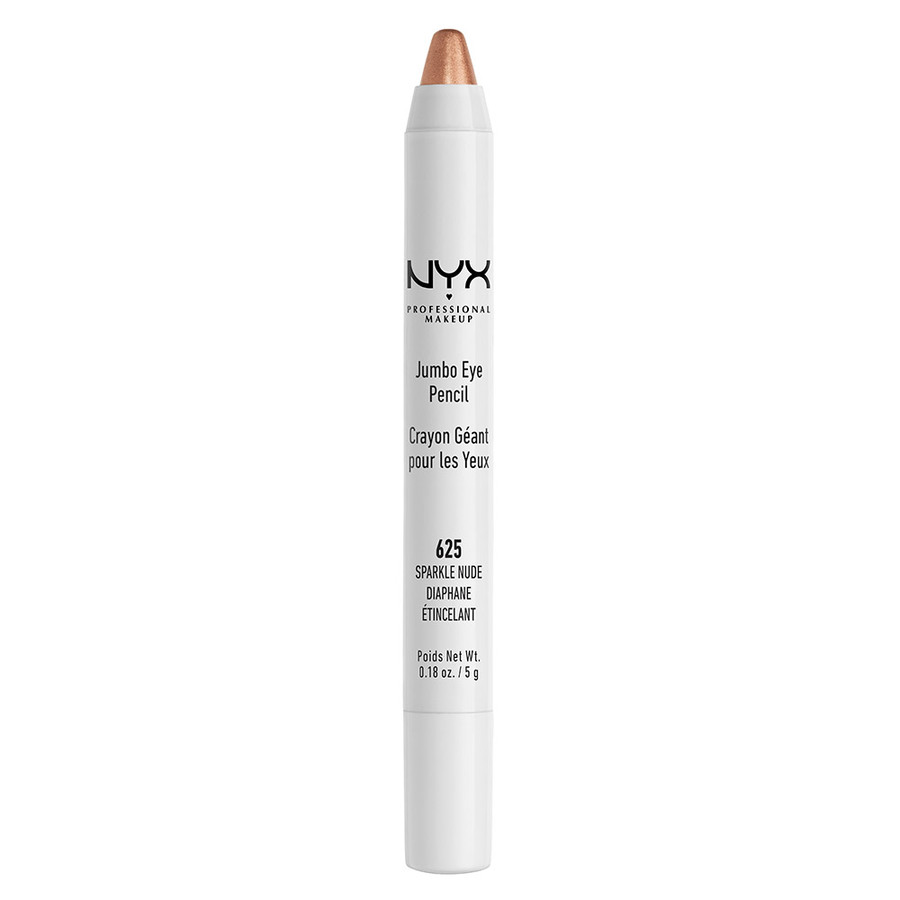 NYX Professional Makeup Jumbo Eye Pencil Eyeliner, Sparkle Nude