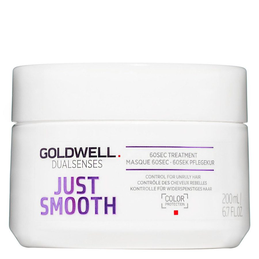 Goldwell Dualsenses Just Smooth 60sec Treatment (200 ml)