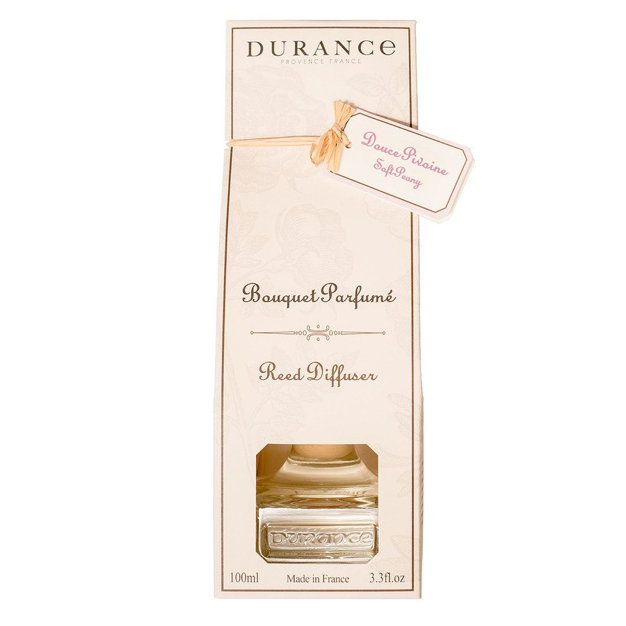 Durance Reed Diffuser Soft Peony 100 ml