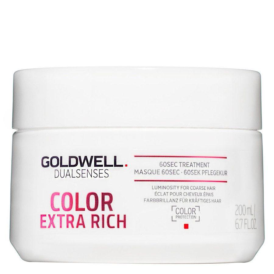 Goldwell Dualsenses Color Extra Rich 60sec Treatment (200 ml)
