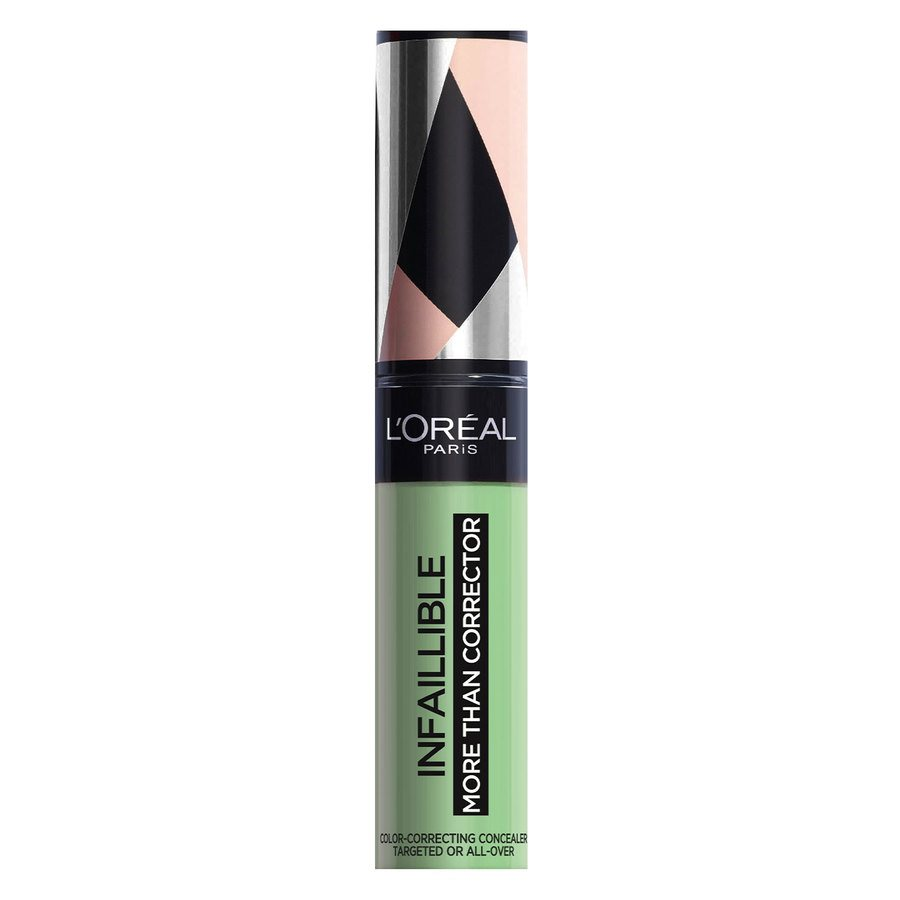 L'Oréal Paris Infaillible More Than Corrector 001 Green (11 ml)