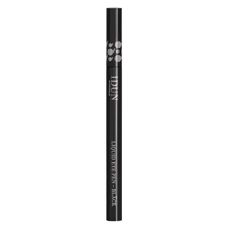 IDUN Minerals Liquid Eye Pen Black 0,6ml
