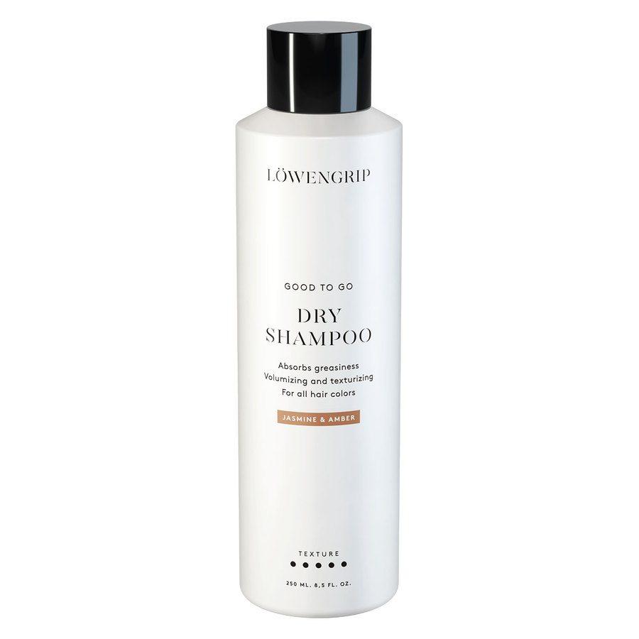 Löwengrip Good To Go Dry Shampoo Jasmine & Amber (250 ml)